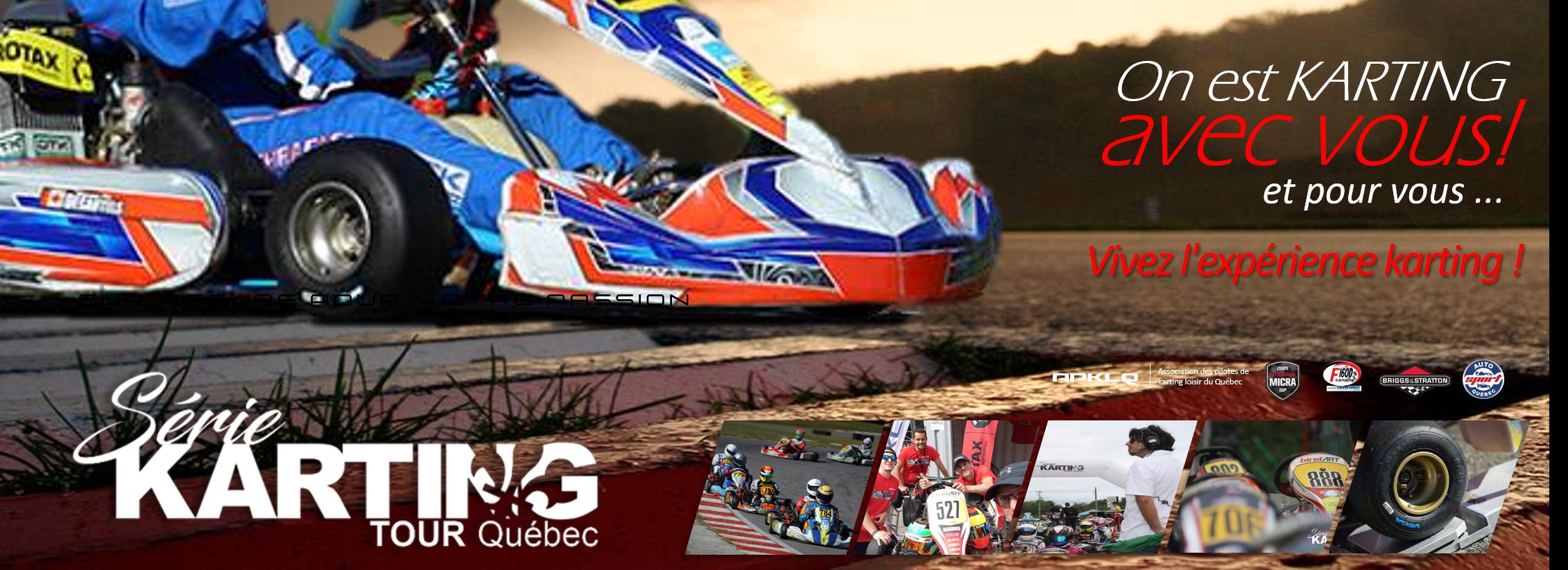 Série karting TOUR Québec