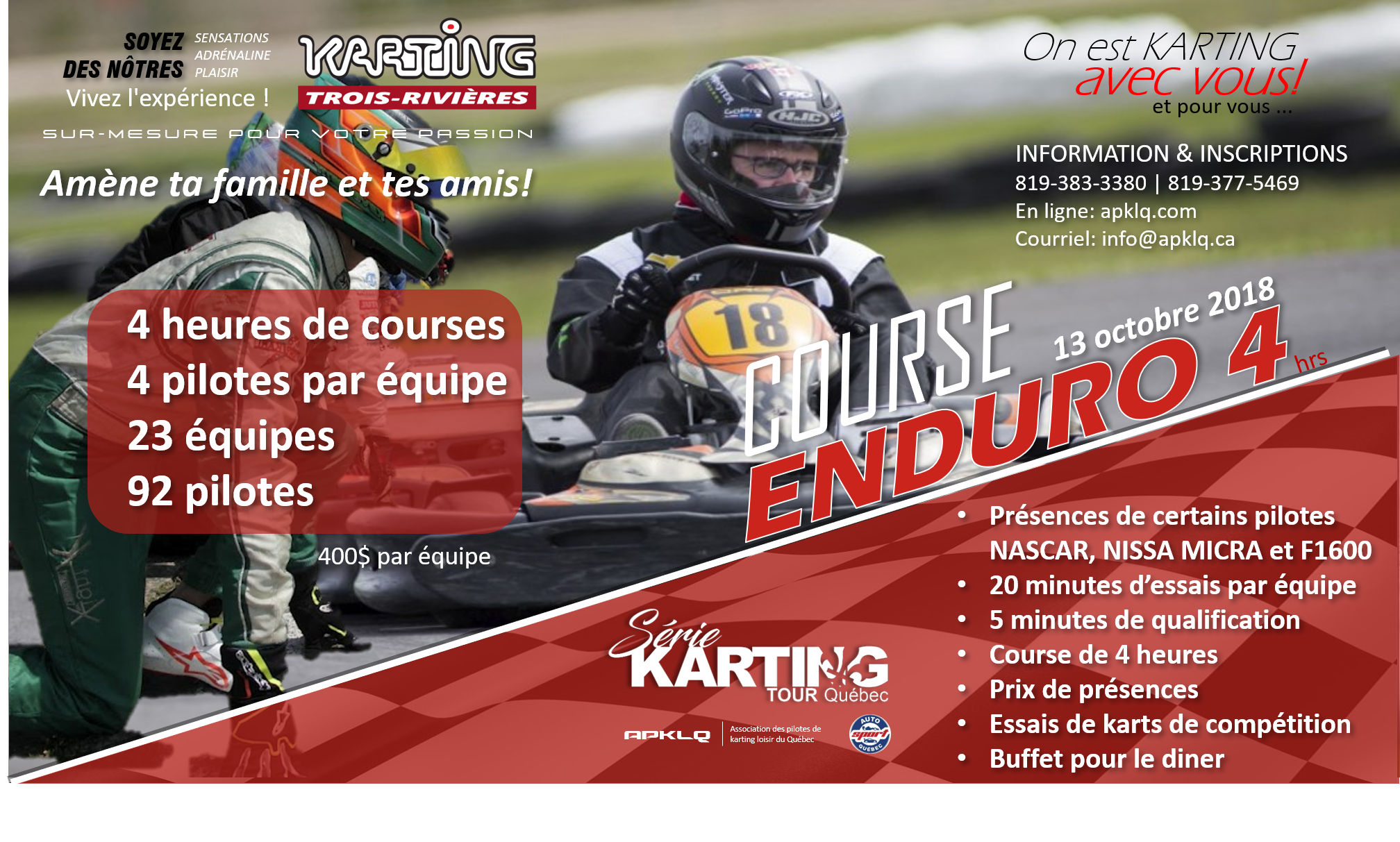 Course ENDURO