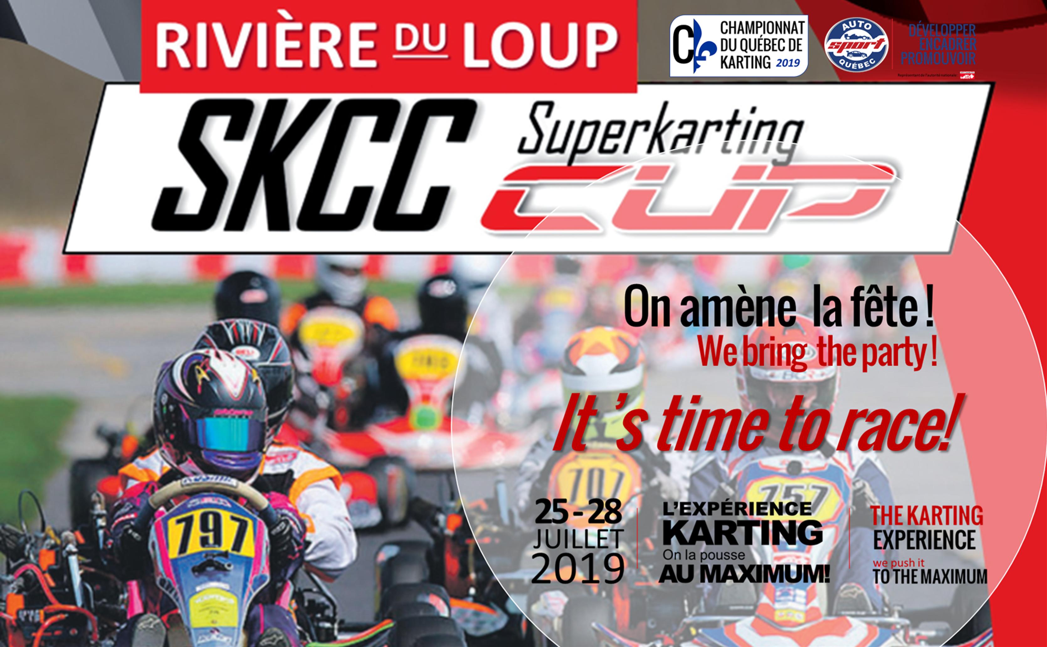 Plus que 14 jours avant le SKCC Rivière-du-Loup